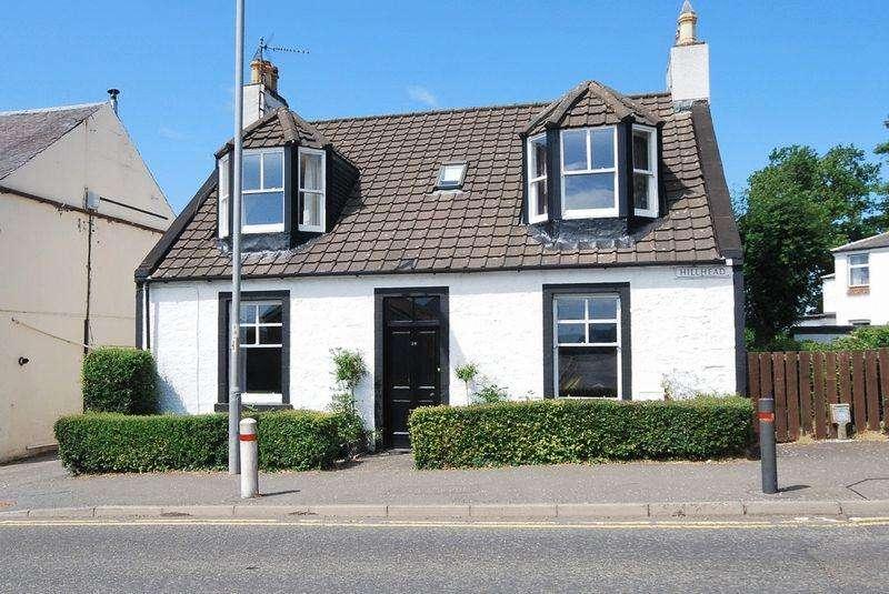 4 Bedrooms Detached Villa House for sale in 39 Hillhead,Coylton KA6 6JT