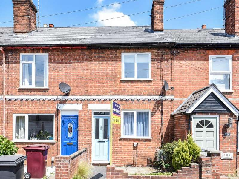 2 Bedrooms Terraced House for sale in Sherwood Street, Reading, RG30