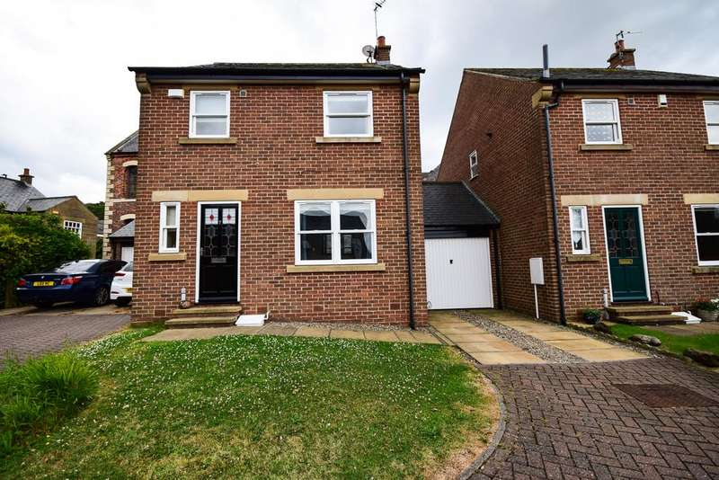 3 Bedrooms Detached House for sale in Lawns Gill, Skelton TS12