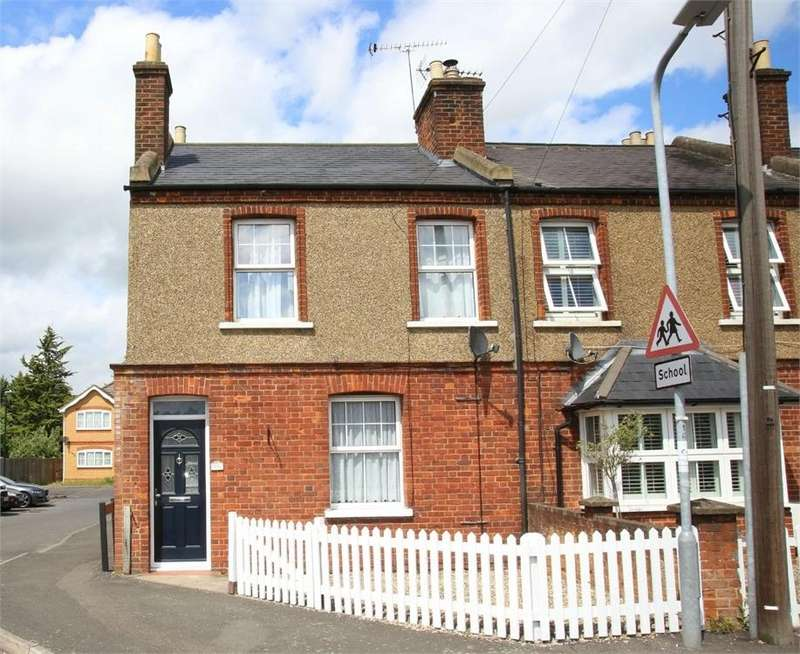 3 Bedrooms End Of Terrace House for sale in Meadfield Road, Langley, Berkshire