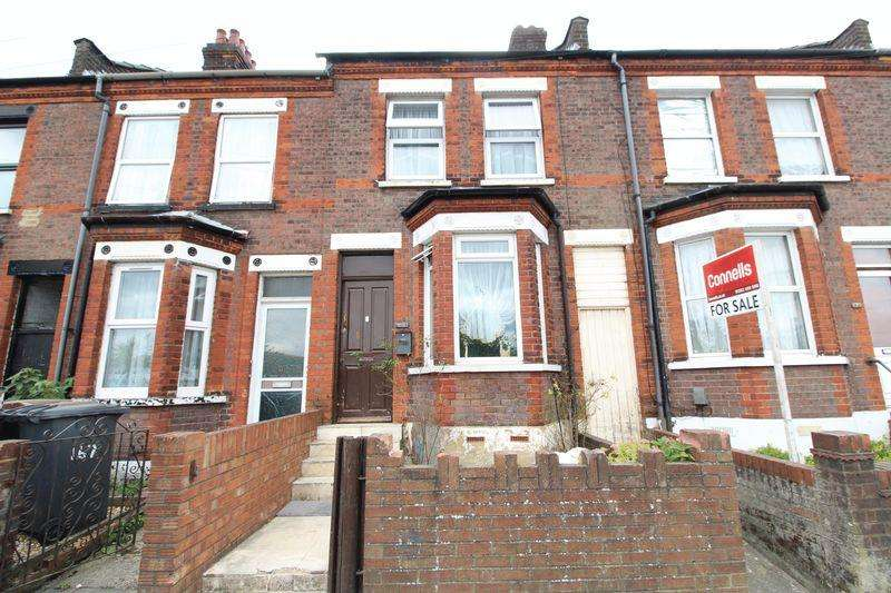 2 Bedrooms Terraced House for sale in GREAT VALUE on Dallow road, Luton