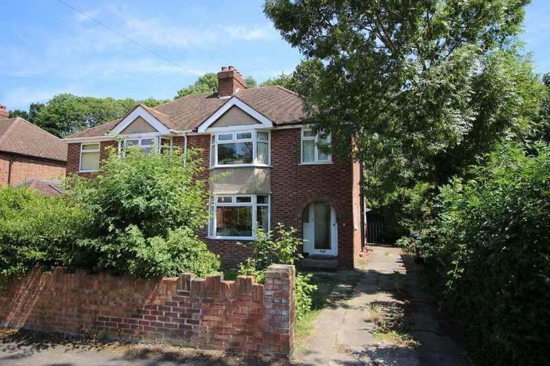3 Bedrooms Semi Detached House for sale in Walpole Road, Cambridge
