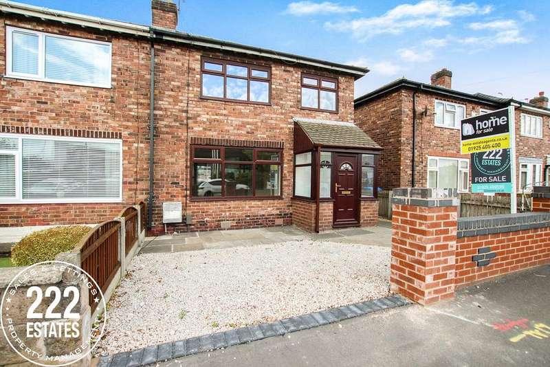 3 Bedrooms Terraced House for sale in Ireland Street, Warrington, WA2