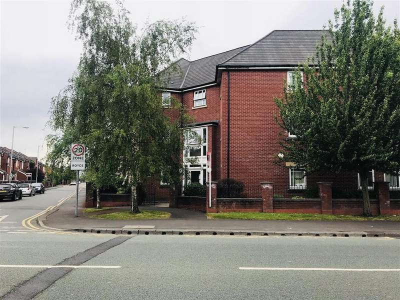 2 Bedrooms Apartment Flat for sale in Chorlton Road, Manchester