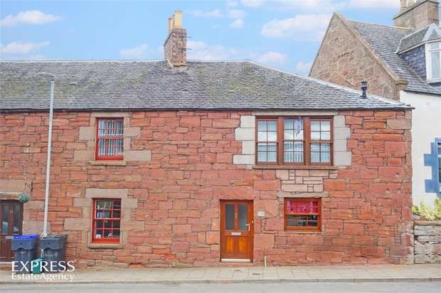 2 Bedrooms Semi Detached House for sale in Alma Place, Laurencekirk, Aberdeenshire