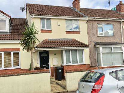 3 Bedrooms Terraced House for sale in Bloomfield Road, Brislington