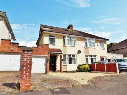 4 Bedrooms Semi Detached House for sale in Windsor Court, Downend, Bristol