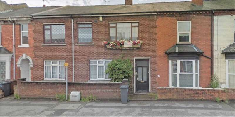 2 Bedrooms Apartment Flat for sale in Dixon St, Lincoln