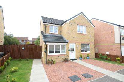4 Bedrooms Detached House for sale in Haining Wynd, Muirhead, Glasgow, North Lanarkshire