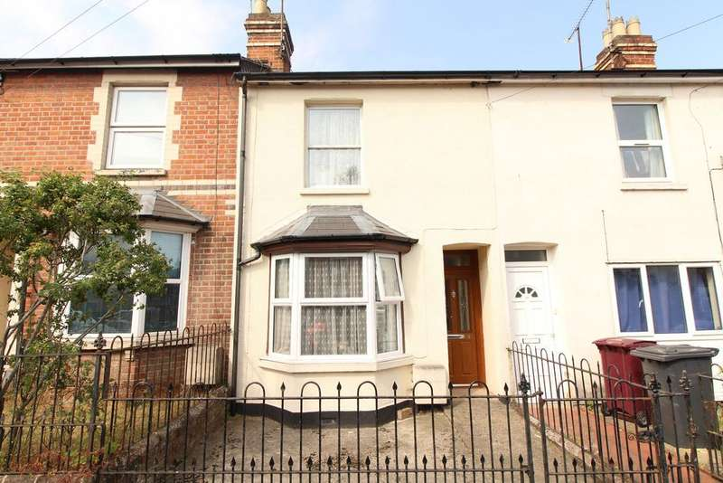 3 Bedrooms Terraced House for sale in Hatherley Road, Reading, RG1 5QE
