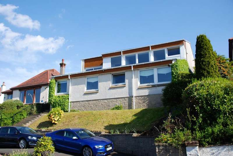 4 Bedrooms Detached House for sale in Golf Road, Gourock PA19