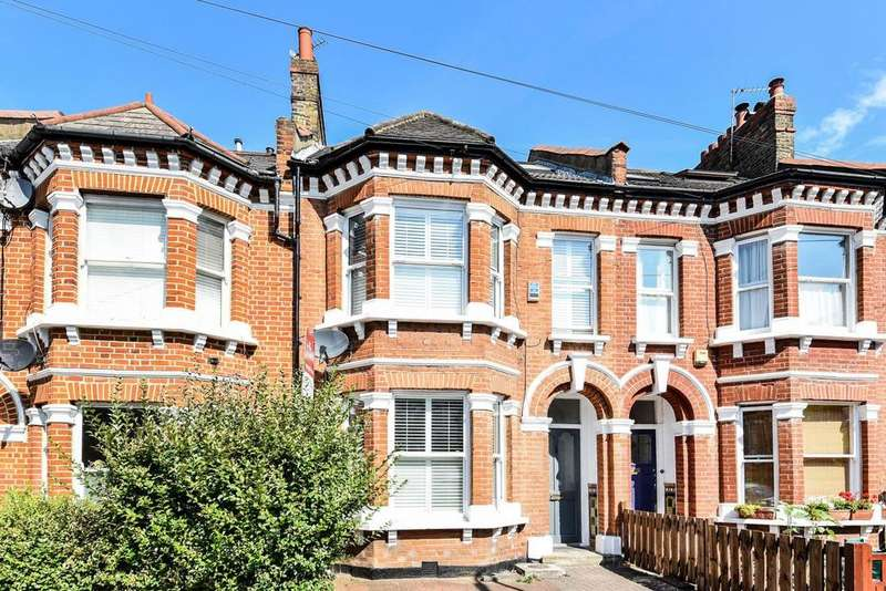 4 Bedrooms Terraced House for sale in Pathfield Road, Streatham