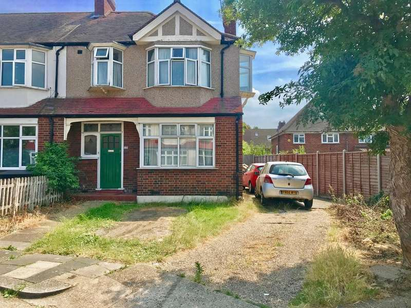3 Bedrooms House for sale in Brook Close, Raynes Park