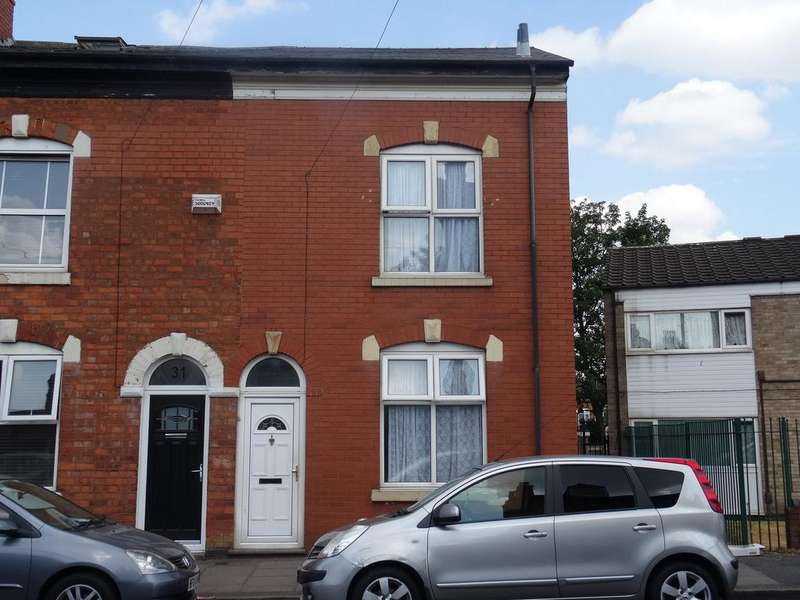 4 Bedrooms End Of Terrace House for sale in Archibald Road, Lozells, Birmingham B19