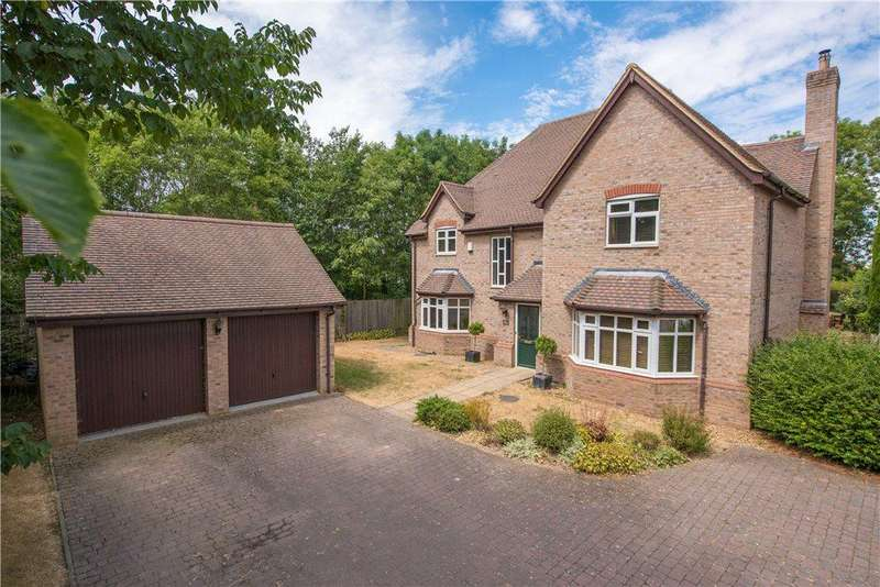 5 Bedrooms Detached House for sale in Bromham Road, Biddenham, Bedford, Bedfordshire