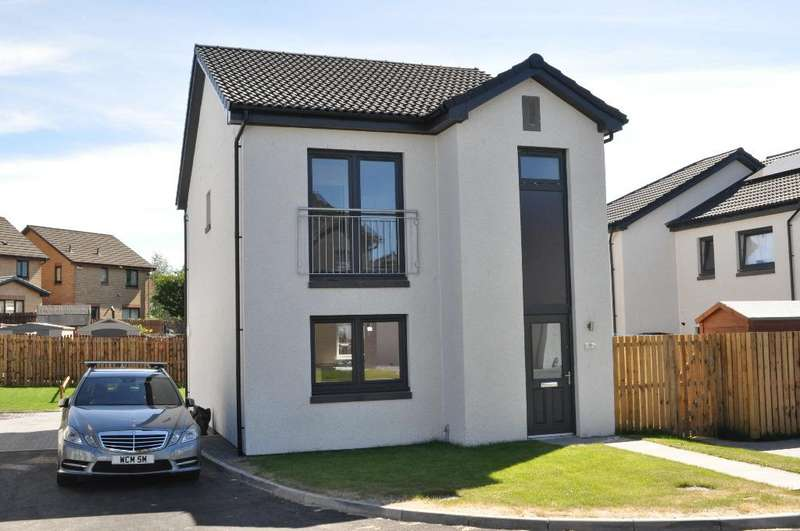 3 Bedrooms Detached House for sale in Kinloch Court, Plot 9, Napierston Road, Alexandria, West Dunbartonshire, G83 9EP