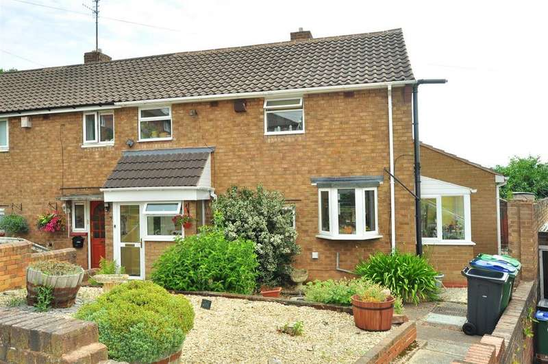3 Bedrooms Semi Detached House for sale in Timbertree Crescent, Cradley Heath
