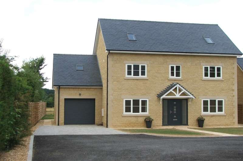 5 Bedrooms Detached House for sale in Quemerford Gardens Quemerford, Calne, SN11