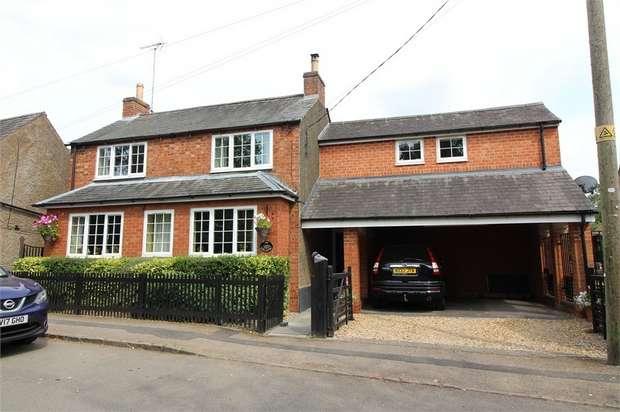5 Bedrooms Detached House for sale in Kelmarsh Road, Clipston, Market Harborough