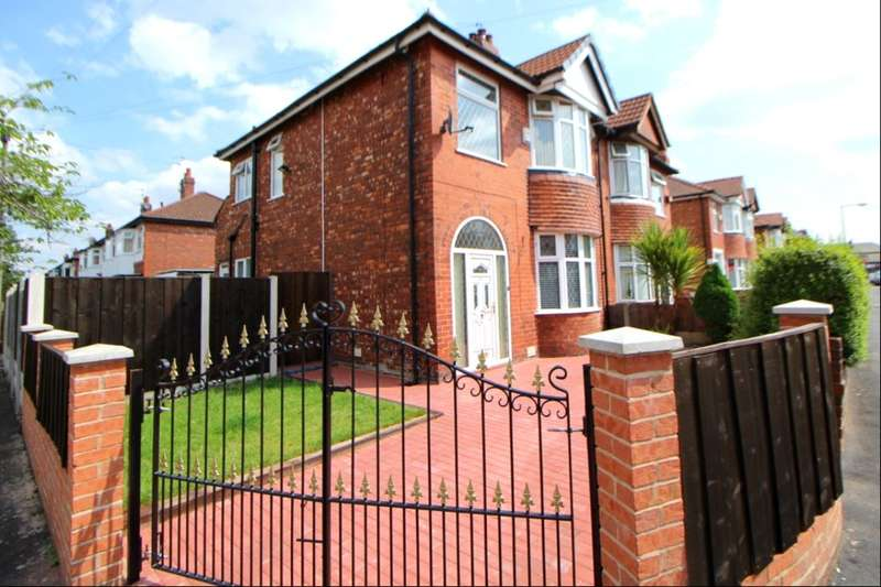3 Bedrooms Semi Detached House for sale in Leamington Road, Reddish, Stockport, SK5