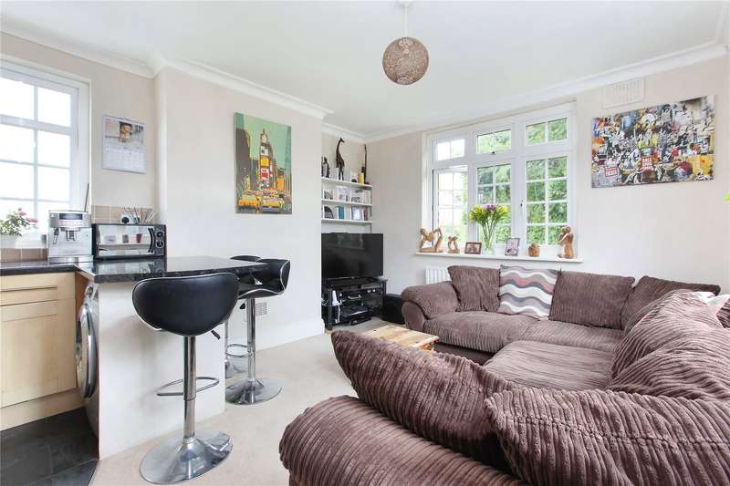 3 Bedrooms Flat for sale in Edgeley Road, London, SW4