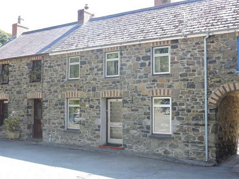3 Bedrooms Cottage House for sale in Glyn-Y-Mel Road, Lower Town, Fishguard