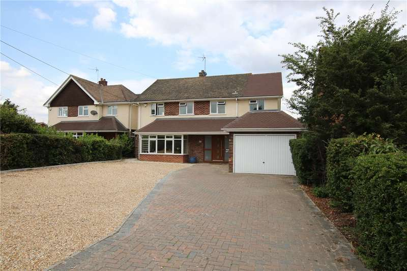 4 Bedrooms Detached House for sale in Hyde End Road, Spencers Wood, Reading, Berkshire, RG7