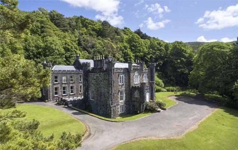 10 Bedrooms Detached House for sale in Calgary, Tobermory, Isle of Mull