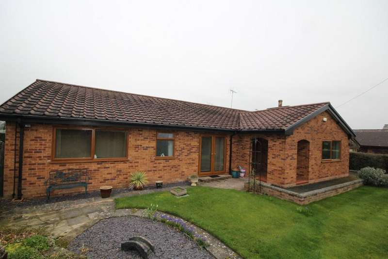 3 Bedrooms Detached Bungalow for sale in Rosemary Lane, Rossett