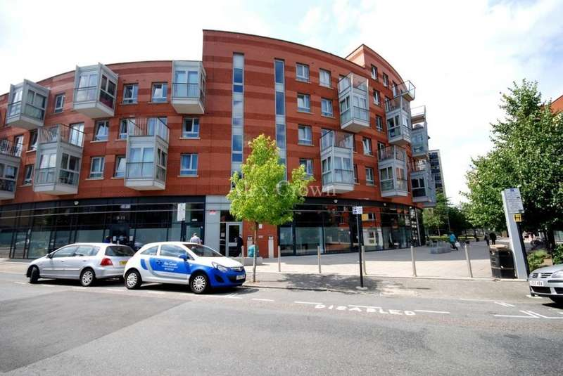 2 Bedrooms Apartment Flat for sale in Buckler Court, Eden Grove, Holloway