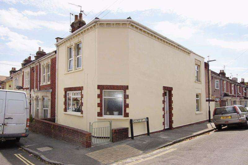 3 Bedrooms Terraced House for sale in Holmes Street, Bristol, BS5 9TY