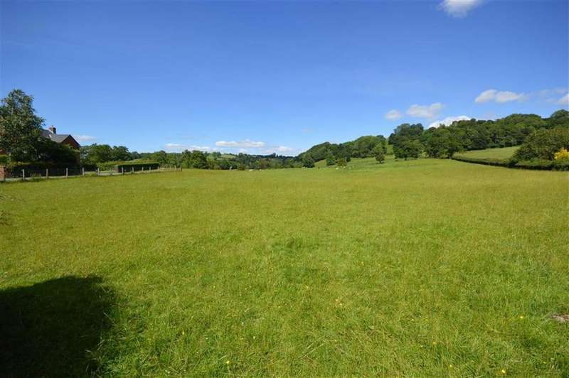 Land Commercial for sale in Land Rear Of Bethany Chapel, Tregynon, Newtown, Powys, SY16