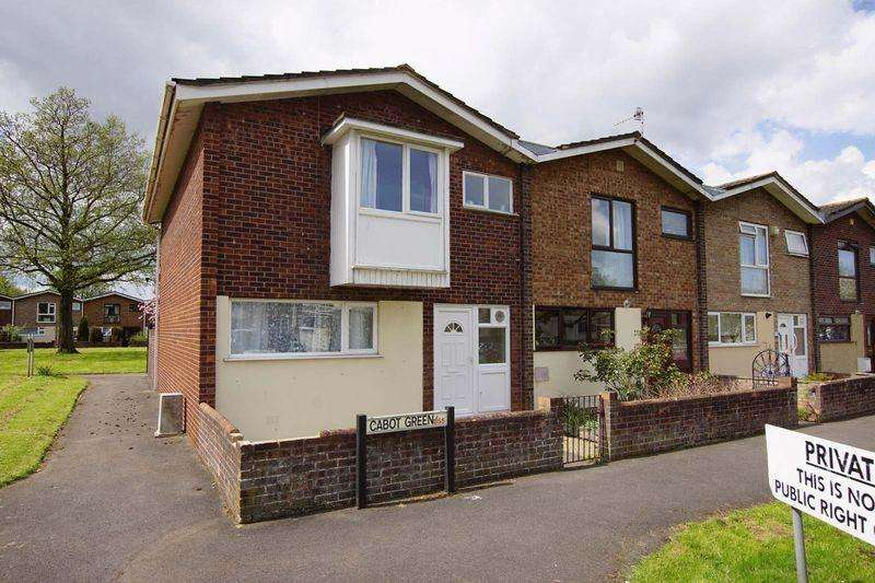 3 Bedrooms Terraced House for sale in Cabot Green, Bristol, BS5 0AR