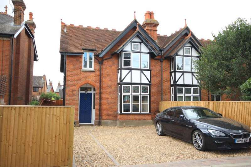 3 Bedrooms Semi Detached House for sale in Furze Platt Road, Maidenhead