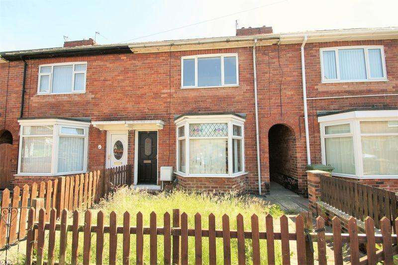 2 Bedrooms Terraced House for sale in Dorset Crescent, Billingham TS23 4AX