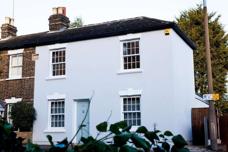 3 Bedrooms Cottage House for sale in Ingrave Road, Brentwood, Essex, CM15