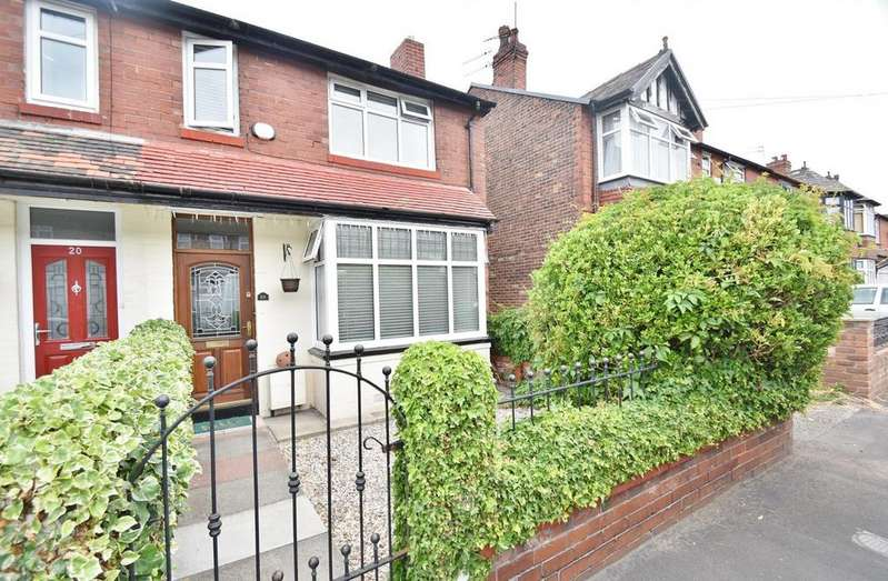 3 Bedrooms End Of Terrace House for sale in Cranford Avenue, Sale