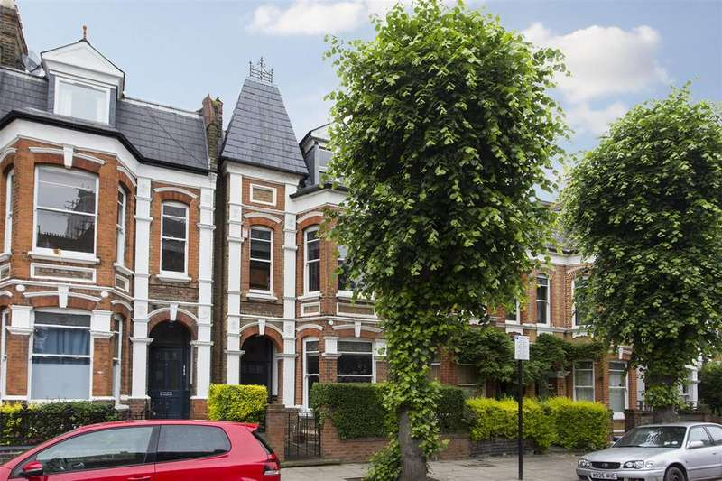 5 Bedrooms Terraced House for sale in Clissold Crescent, London