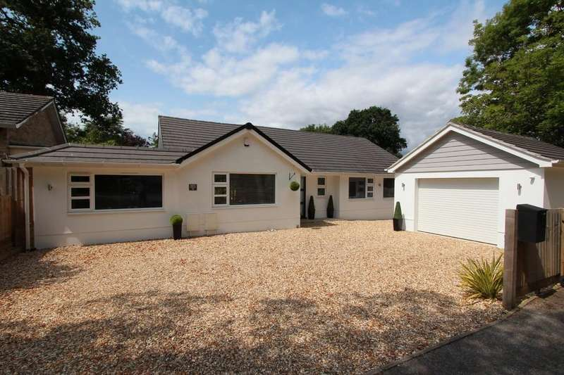 4 Bedrooms Detached Bungalow for sale in HIGHCLIFFE ON SEA