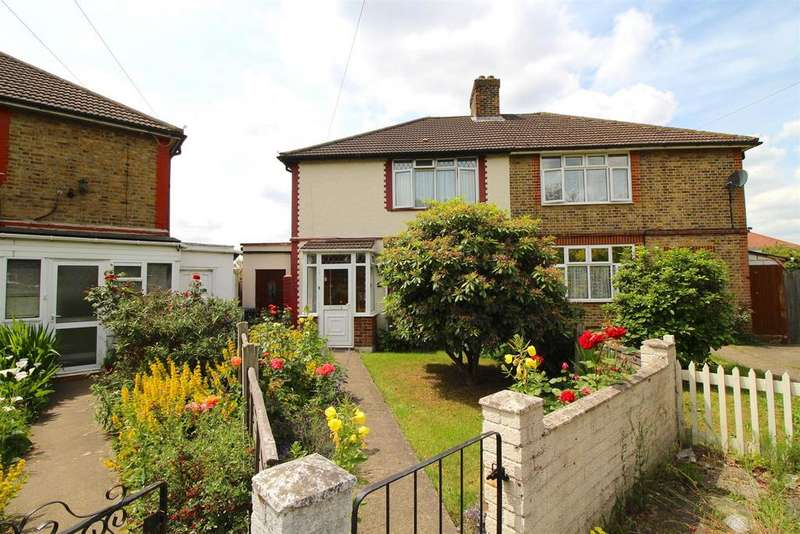 3 Bedrooms Semi Detached House for sale in Deansway, Edmonton, N9