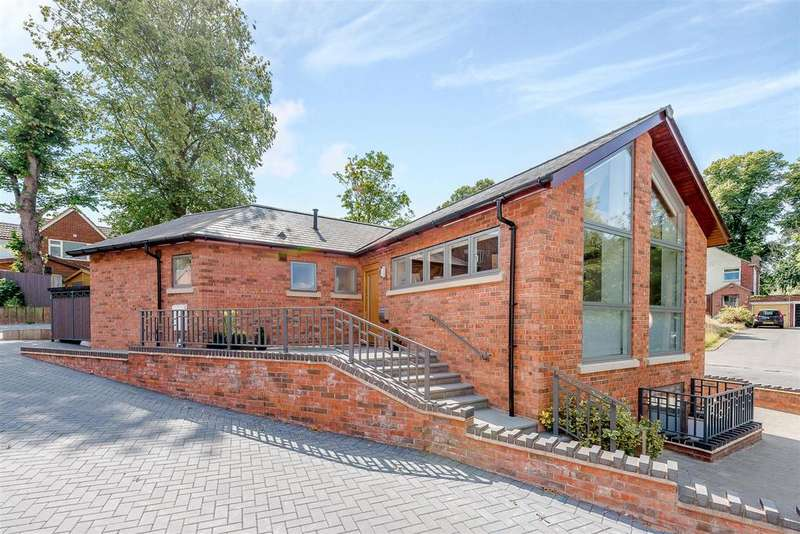 5 Bedrooms Detached House for sale in Church Hill, Bishops Tachbrook, Leamington Spa, Warwickshire