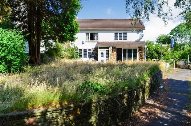 4 Bedrooms Detached House for sale in Mikado Street, Tonypandy, Mid Glamorgan