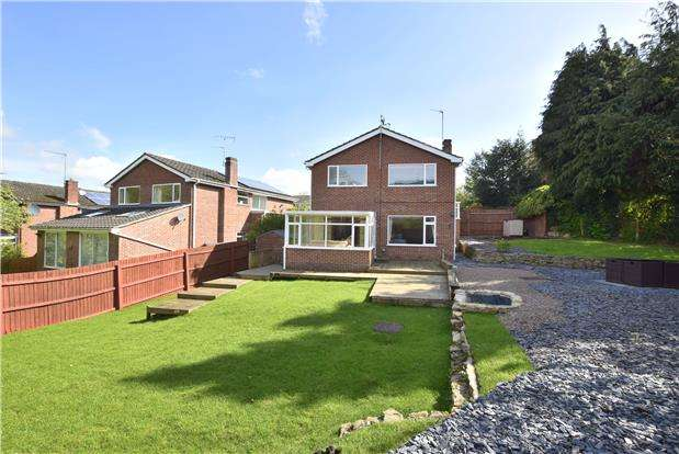 4 Bedrooms Detached House for sale in Branch Hill Rise, Charlton Kings, CHELTENHAM, Gloucestershire, GL53