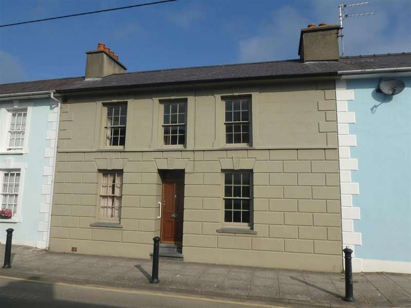 4 Bedrooms House for sale in Victoria Street, Aberaeron