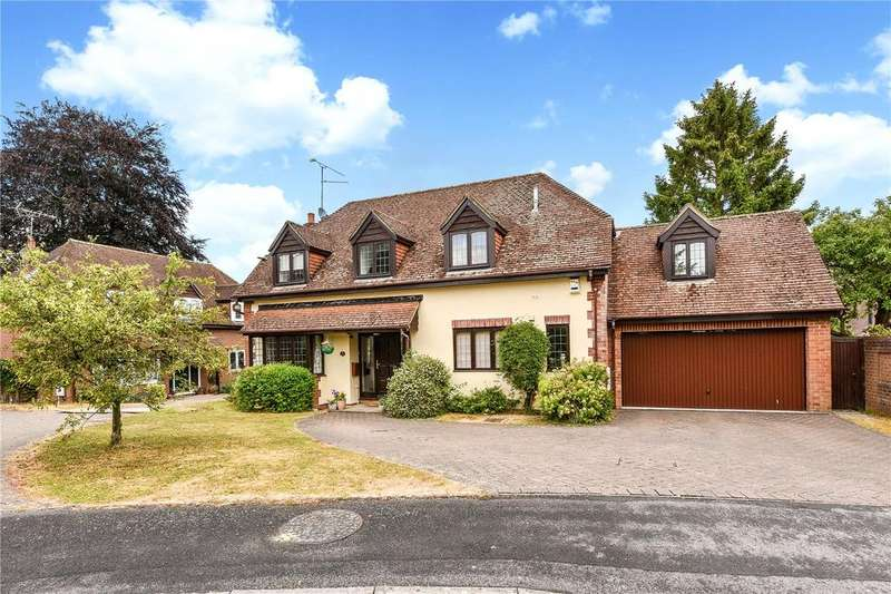 4 Bedrooms Detached House for sale in Duchess Close, Alton, Hampshire