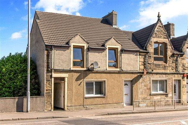 2 Bedrooms Flat for sale in West Main Street, Harthill, Harthill
