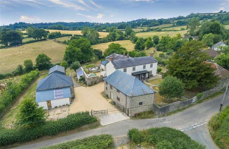 5 Bedrooms Detached House for sale in Luppitt, Honiton, Devon, EX14