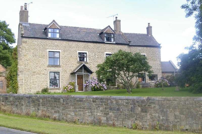 5 Bedrooms Detached House for sale in Renishaw SHEFFIELD