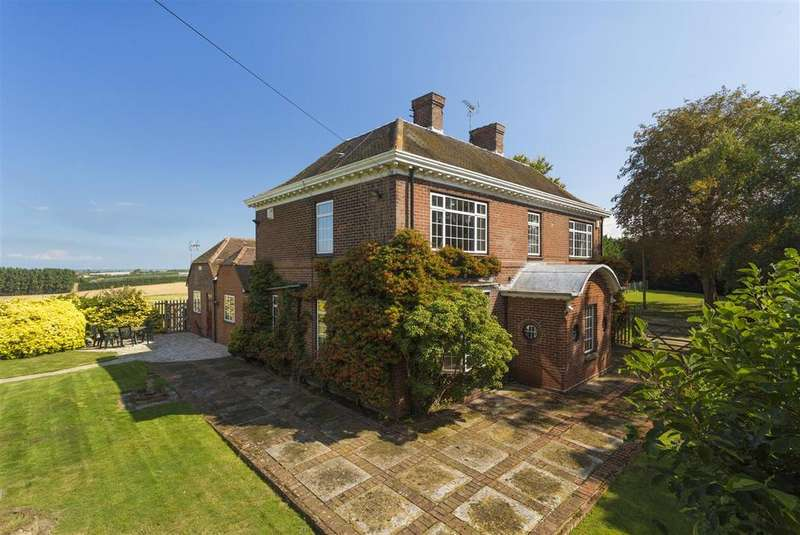 5 Bedrooms Detached House for sale in Yaldings, Staplestreet Road, Goodnestone