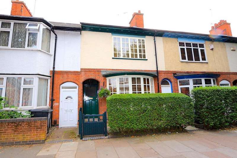 4 Bedrooms Terraced House for sale in Fosse Road South, Leicester